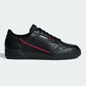 Adidas Continental 80 Men's Shoes Core 9-13 Black